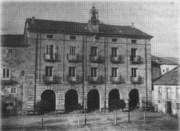 Plaza del Ayuntamiento, antes de la última remodelación