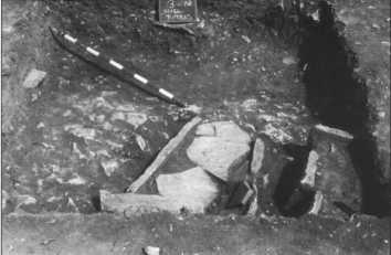 Necrópolis medieval de Celada. 1987